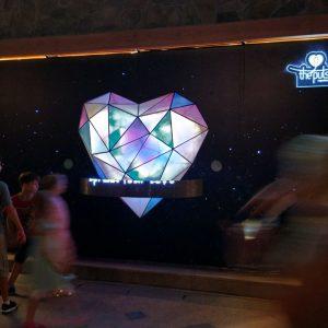 Light Installation @ Repluse Bay (Hong Kong)